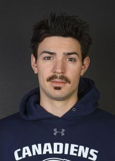 Carey Price Movember mustache