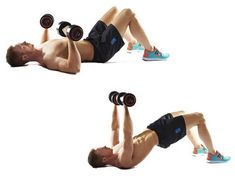 Build a Sixpack at Home in Three Weeks with Dumbbells is part of Dumbbell workout at home - After a sixpack Use metabolic resistance training to quickly lose fat around your middle Dumbbell Workout At Home, Six Pack Abs Workout, Ab Workout Men, Best Ab Workout, Workout Dumbell, Ectomorph Workout, Workout Gear, Lower Ab Workouts, Gym Workouts