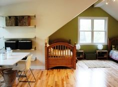 Kids room - Newton , MA attic renovation