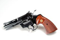 The Colt Python. This will be my only revolver ever