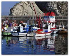 Harboury Scenes - VII - Sile, Istanbul