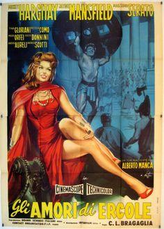 La venganza de Hércules (1960) Esp | DESCARGA CINE CLASICO