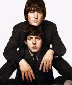 John & Paul. 2 of the most genius artists to ever live!