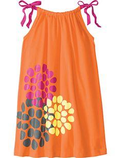 Hanna Andersson Pillowcase Dress <3