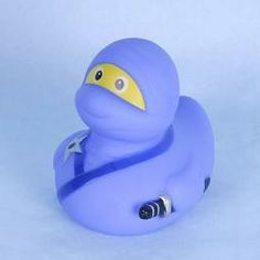 Rubber Duck Ninja 3