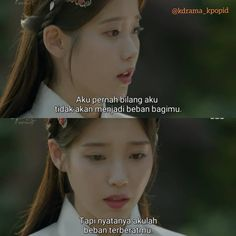 "kutipankdramaid di Instagram ""Moon Lovers ______________________________ Tag temanmu yang suka drakor ______________________________ #kutipanfilm #kutipankdrama…"" K Quotes, Quotes Lucu, Quotes Galau, Film Quotes, Mood Quotes, Teen Quotes, Korea Quotes, Quotes Drama Korea, Korean Drama Quotes"