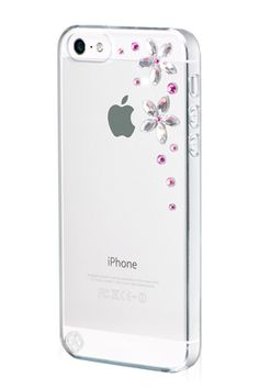 Bling My Thing iPhone 5 Flowers 2 | Pleiades