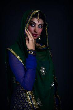 Kathak dance, mughal style