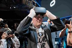 Virtual Reality Whiz Palmer Luckey: Future Will Be 'More Boring Than We Think' The much-hyped consumer virtual reality headset Oculus Rift is finally hitting the market. The reviews have been mixed.