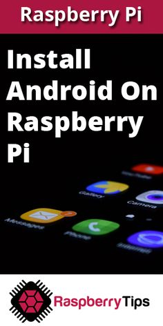 How to finally Install Android on your Raspberry Pi? [Complete Guide] - Home Technology Computer Projects, Pi Projects, Arduino Projects, Electronics Projects, Electrical Projects, Raspberry Pi Computer, Projets Raspberry Pi, Raspberry Projects, Rasberry Pi