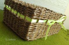 .: Jotkaa: en su tiempo libre: mimbre de papel y los granos