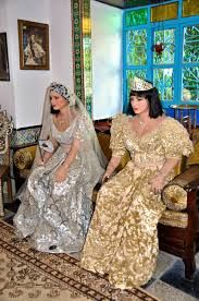 tunisia traditional clothes