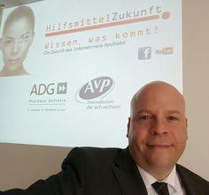 ADG Infotag in BI/ Vortrag #AvP: #Hilfsmittelzukunft #Digitalisierung im Gesundheitswesen | #Wearables #IoT #e-Health