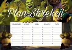 Very Funny Memes, School Planner, Shrek, Bujo, Lesson Plans, Back To School, Language, Lol, How To Plan