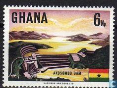 Postage Stamps - Ghana - Various performances
