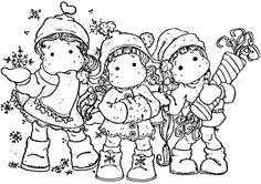 Sweet Dreams Christmas 2011 - Winter Tilda