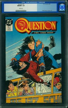 The Question 3 4 Lot Both CGC 9 8 Both 1 of Only 2 Highest Graded | eBay