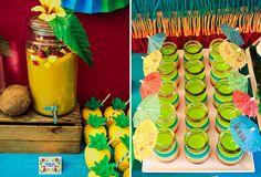 Rio Party!  Cute!