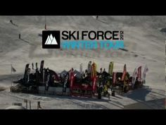 Ski Force Winter Tour Val Thorens -- 2012 #Skiing -- Find articles on adventure travel, outdoor pursuits, and extreme sports at http://adventurebods.com