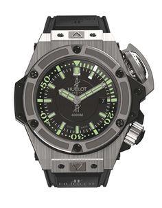 Hublot Oceanographic 4000   WatchTime - USA's No.1 Watch Magazine