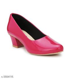 Checkout this latest Bellies & Ballerinas Product Name: *Trendy Women's Comfortable Pumps* Sizes:  IND-4, IND-5, IND-6 Country of Origin: India Easy Returns Available In Case Of Any Issue   Catalog Rating: ★4.1 (302)  Catalog Name: Trendy Women's Comfortable Pumps Vol 4 CatalogID_546181 C75-SC1068 Code: 763-3884116-999