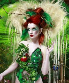 I Dream Of Being A Frog Princess Photo Julian Knight Hair Robert Masciave Makeup Bea Sweet Outfit Armour