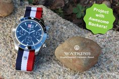 club is raising funds for WATKINS CERAMIC watch- The ambition to meet higher demands on Kickstarter! Brown Leather, Ceramics, Watches, Luxury, Outfit, Clothes, Accessories, Beautiful, Collection