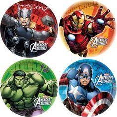 Imagens Dos Vingadores cakepins.com Avenger Party, Anniversaire Captain America, Captain America Birthday, Edible Printing, Avengers Birthday, Cute Dragons, Hulk, Board Games, Party Supplies