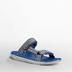 63f52deb8a85 Get out and get bold with the Men s Terra-Float Slide in Navy. As