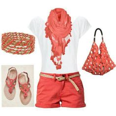 Summer time outfit!
