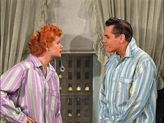 Lucy_Ricky_Window - Sitcoms Online Photo Galleries