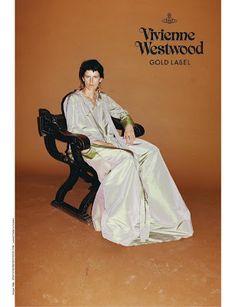 Stella Tennant para Vivienne Westwood F/W 12