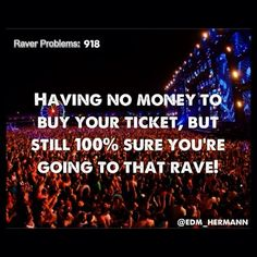 edc vegas!!! thank goodness for the payment plan!