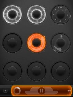 Loopy HD - Best looping app for the iPad, and you can control it with a midi footpedal! $7.99