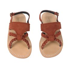 Little Fashion Gallery loves April Showers ghost sandals!