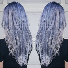 Formula How-To: Silver-Blue - Hair Color - Modern Salon