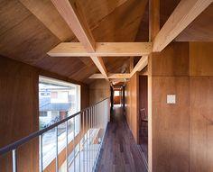 float   駒田建築設計事務所 - KOMADA ARCHITECTS OFFICE