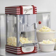 Décoration de salle Cirque - Machine à popcorn                                                                                                                                                                                 Plus