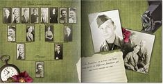 Step-by-Step Tips for Creating a Family History Genealogy Photo Book ~ Digital Photos 101