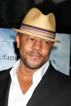 c46db81a0cb Rockmond Dunbar - The Mentalist - CBS - Sundays - recurring role on Several  episodes in Fall 2014. Aficionada50 · Men s Millinery - aka Hats