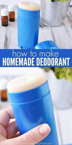 Try this homemade deodorant recipe. Coconut oil deodorant is the best all natura. - Try this homemade deodorant recipe. Coconut oil deodorant is the best all natural deodorant. Diy Deodorant, Coconut Oil Deodorant, Essential Oil Deodorant, Home Made Deodorant Recipes, Tea Tree Oil Deodorant, Best All Natural Deodorant, Homemade Natural Deodorant, Homemade Shampoo, Homemade Laundry Detergent