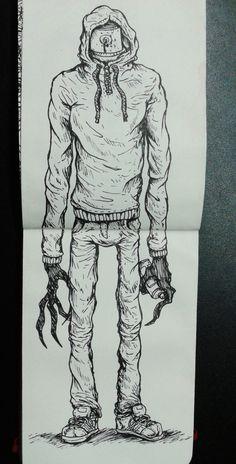 #sketch #draw #illustration #sketchbook