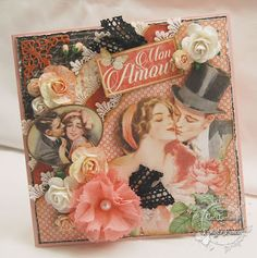 Love is in the Air! - Cec - CW Card Creations