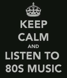 Miss the 80's