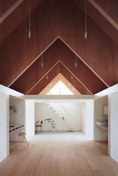 beautiful high ceilings