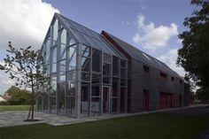 Sliding House by dRMM - Dezeen
