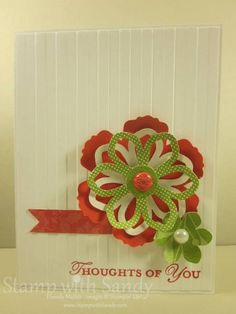 CCMC192 and Blossom Builders by stampwithsandy - Cards and Paper Crafts at Splitcoaststampers