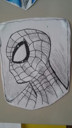 Spider-man my drawing