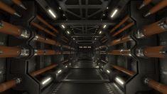 Bilderesultat for Sci fi pipes