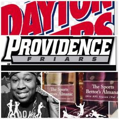 "3/20/15 NCAAB #MarchMadness : #Dayton #Flyers vs #Providence #Friars (Take: Flyers +2.5,Over 131) (THIS IS NOT A SPECIAL PICK ) ""The Sports Bettors Almanac"" SPORTS BETTING ADVICE  On  95% of regular season games ATS including Over/Under   1.) ""The Sports Bettors Almanac"" available at www.Amazon.com  2.) Check for updates   My Sports Betting System Is an Analytical Based Formula   ""The Ratio of Luck""  R-P+H ±Y(2)÷PF(1.618)×U(3.14) = Ratio Of Luck  Marlawn Heavenly VII ( SportyNerd@ymail.com )…"
